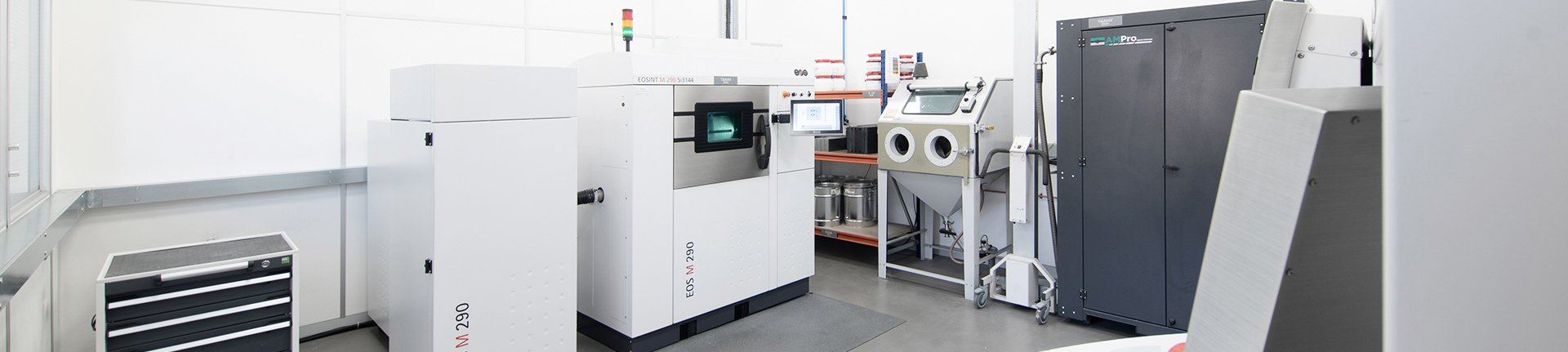 Additive Manufacturing Facility 1