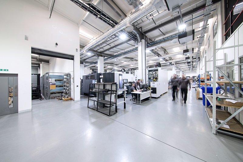 Latest CNC Machining Cells