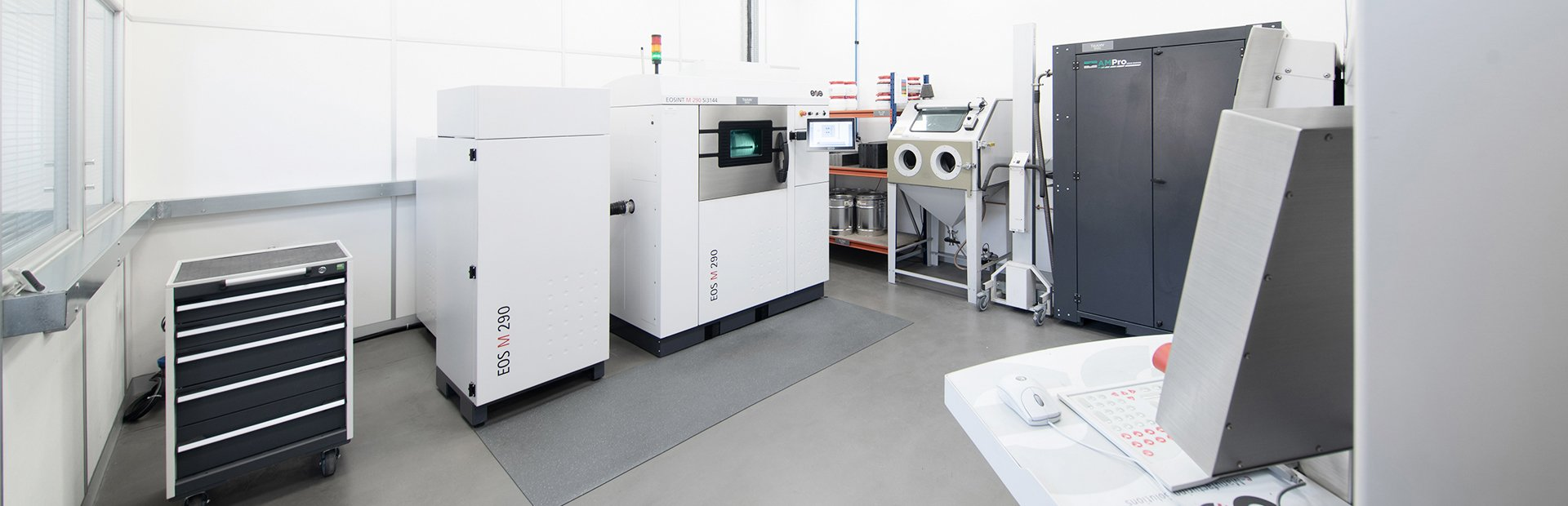 Additive Manufacturing Facility