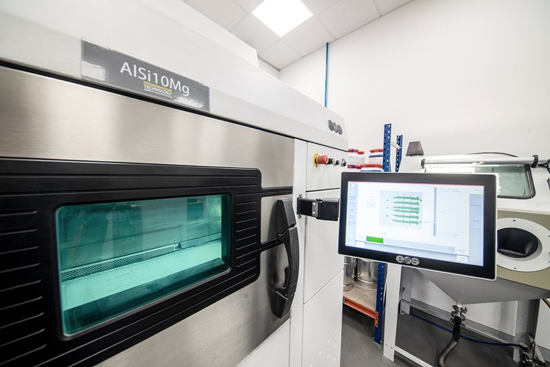 Latest EOS Additive Manufacturing M290 System