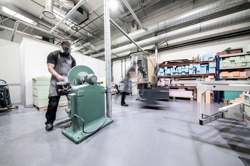 Custom Materials Preparation