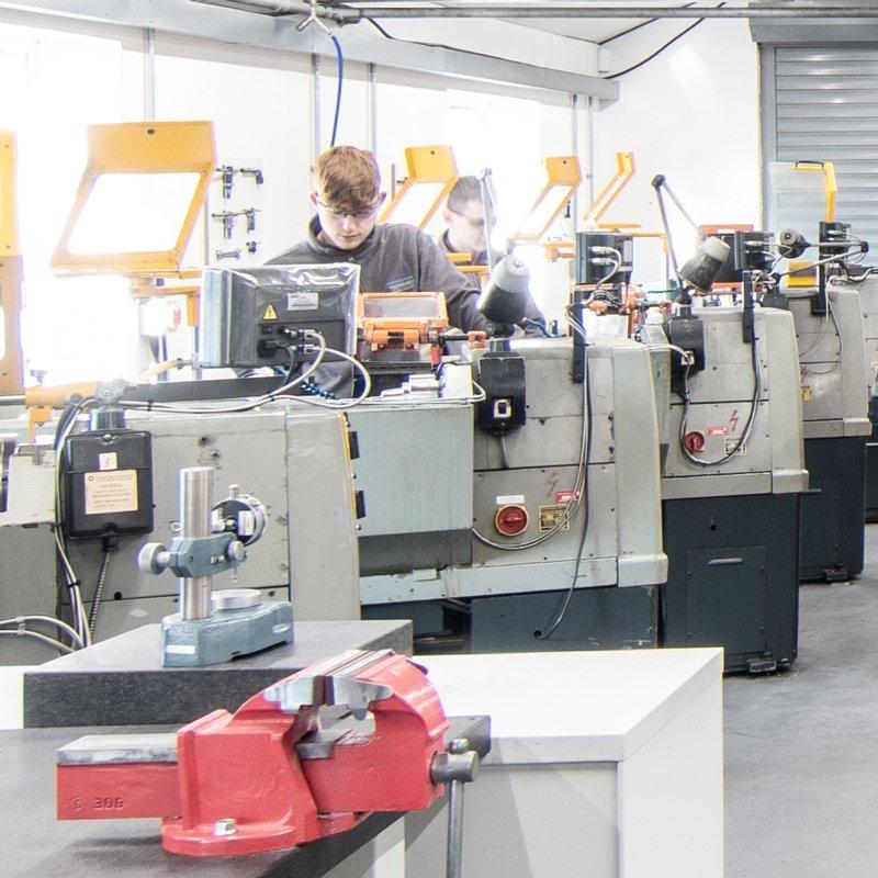 Apprentice Training Facilities